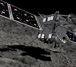 Farewell, Rosetta: Comet-Chasing Spacecraft Ready For Final Act