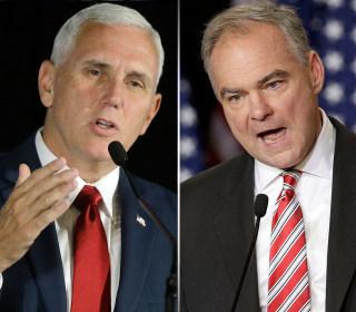 Kaine, Pence 2016 Debate Challenge: Convince Skeptical Voters