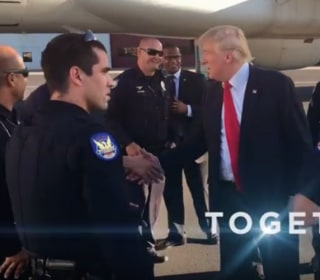 Phoenix Demands Trump Campaign Drop Ad Using City's Uniformed Cops