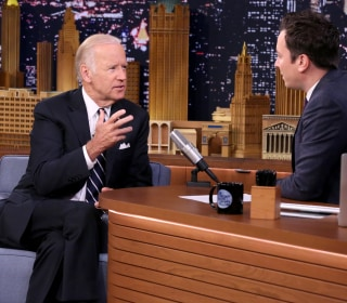 5 Best Joe Biden Burns Aimed at Donald Trump and Gary Johnson on 'Fallon'