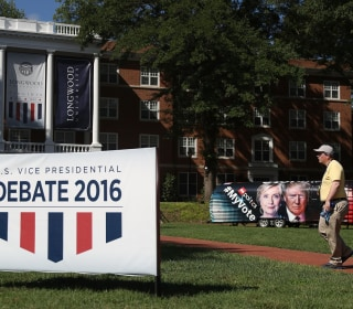 How a Tiny Town in Virginia Got to Host the 2016 VP Debate
