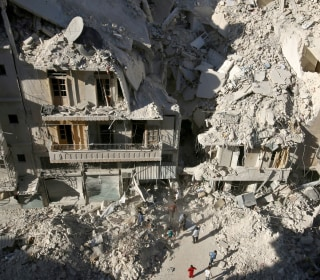 Syria Civil War: Petraeus Says Country May Never Reunify