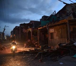 Hurricane Matthew's Wrath: Scenes of Devastation in Haiti