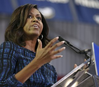 Michelle Obama Redefines First Lady Surrogate Role
