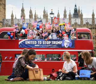 Analysis: U.S. Presidential Election Crosses Invisible Line for Europeans