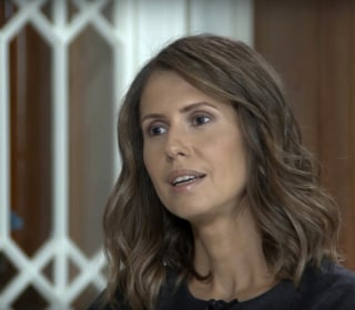 Syria's First Lady Gives First TV Interview in Eight Years: I Rejected Offers of Asylum