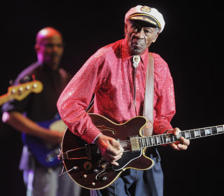 Chuck Berry to Release First New Album in Four Decades