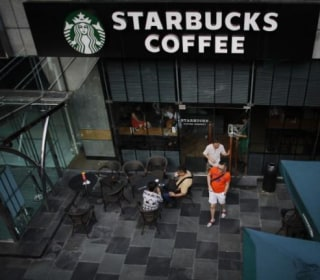 Starbucks Planning Major Push in China: Wants 5,000 Stores by 2021