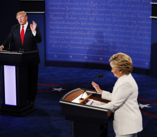 Clinton vs. Trump: 36 Fact Checks From the Final Presidential Debate