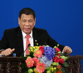 Philippine Leader Duterte Ditches U.S. for China, Says 'America Has Lost'