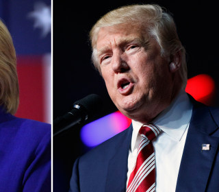 Poll: Republican Party Fractured As Hillary Clinton Maintains Solid Lead