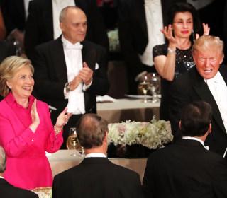 Trump, Clinton to Speak at Al Smith Dinner After Fiery Debate