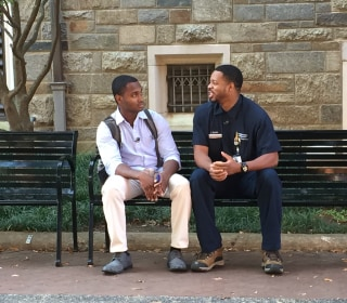 How a Handshake Between a Georgetown Student and Janitor Started a Movement