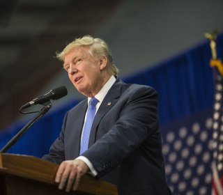 Trump Says U.S. Election Result Will Be 'Like Brexit Times Five'