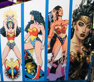 UN Naming Wonder Woman an Honorary Ambassador Sparks Protests
