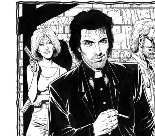 Steve Dillon, Beloved 'Preacher' Creator and Comic Book Artist, Dies at 54