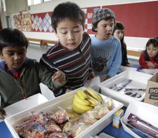 Trump Administration Loosens Obama School Food Rules