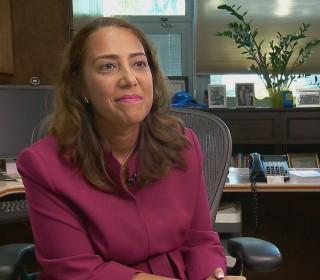 Latina Executives: Alina Moran, Now CEO of Hospital Where She Was Born