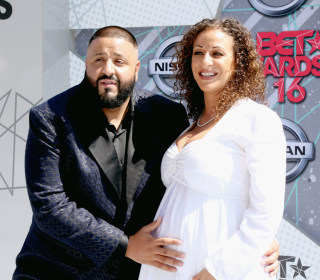 Of Course DJ Khaled Captured His Son's Birth on Snapchat