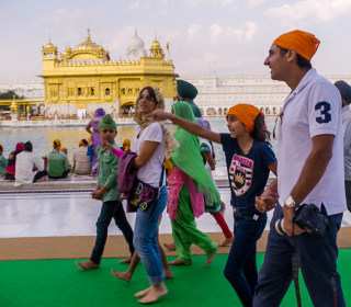 Sikh Documentary, 'Under the Turban,' Debuts at UN Association Film Festival