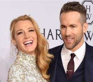 Ryan Reynolds, Blake Lively Celebrate His 40th Birthday