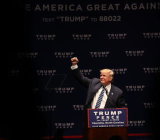 Donald Trump Outlines His 'New Deal for Black America'