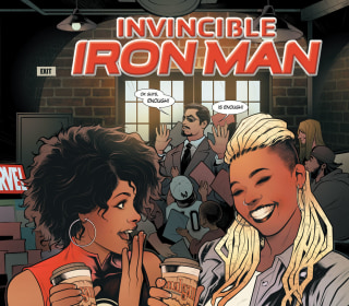 Black Comic Store Owner to Appear on Cover of Marvel