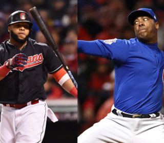 6 Latinos Making History in Cubs vs. Indians World Series