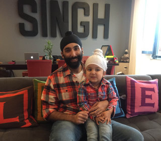 Essay: A Toddler, A Turban, and a Little Lesson In Confidence