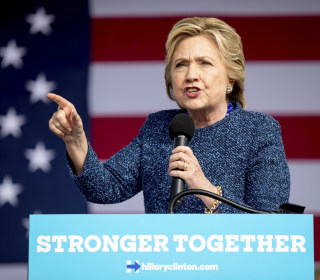 Clinton: FBI Should Release Full Facts About Email Discovery