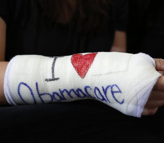 Most Americans Don't Want Obamacare Fully Repealed, Survey Finds