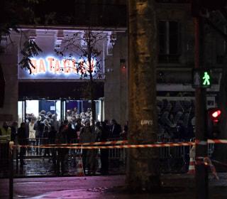 Members of Eagles of Death Metal, Band That Played Bataclan, Attend Paris Attacks Memorial
