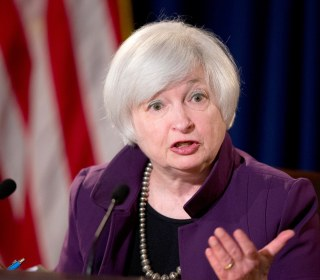 After a Crisis, We Bounced Back Faster than Europe, Says Fed Chair Yellen