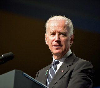 In Farewell Visits to Capitol Hill, Joe Biden Teases 2020 Run
