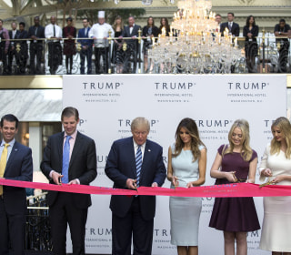 How Trump's Business Presents Huge Conflicts of Interest