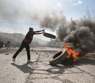 Tension Mounts in Haiti Ahead of Election Results