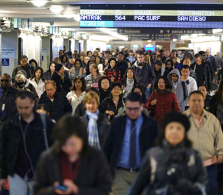 More Thanksgiving travelers could mean more crowds, confusion at airports