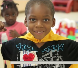 Schoolkids Create Capes to Help Homeless Children Feel Super