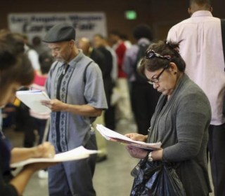 Jobless Rate Hits Nine-Year Low; 178,000 Jobs Added