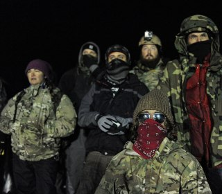 Standing Rock Protest: Veterans Pledge to Protect Protesters