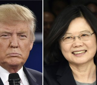 Trump's Call With Taiwan's Leader Could Result in 'Severe Provocation' by China: Expert