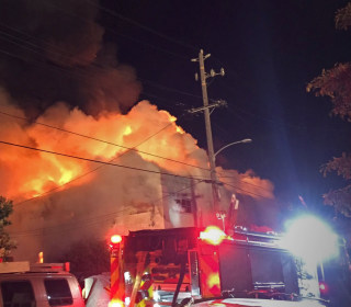 At Least 9 Dead, More Missing After Fire During California Warehouse Party