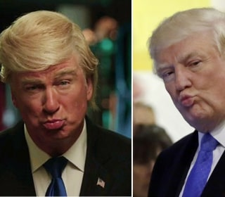 Trump Tweets Disapproval for 'SNL' Sketch About His Tweeting Habits
