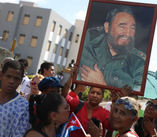 Fidel Castro's Ashes Interred in Cuba, Ending Nine Days of Mourning