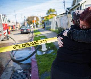 Oakland Warehouse Fire Survivors Describe Escape From Blaze as Confirmed Death Toll Rises to 33