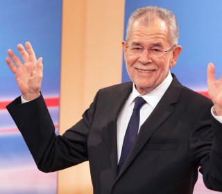Austrian Presidential Vote Won by Left-Leaning Candidate Alexander Van der Bellen