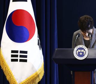 South Korean Lawmakers Vote to Impeach President Park Geun-hye