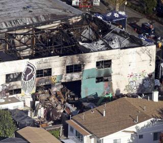 "Oakland 'Ghost Ship' Warehouse Manager Derick Almena Says ""Heart is Broken"""