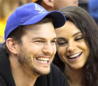 Mila Kunis and Ashton Kutcher Reveal Name of Baby No. 2