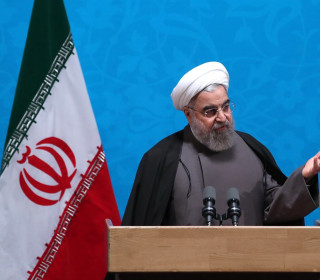 Iran's Rouhani: I Won't Allow Trump to 'Tear Up' Nuclear Deal